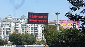 武汉视频监控钢杆厂家