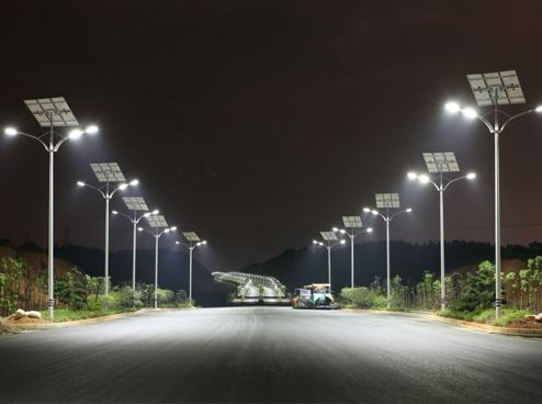 道路照明项目